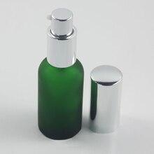 Atomiseur liquide de parfum de récipient de bouteille de jet de haute qualité de 30 ml, bouteilles de Pumo de Lotion de 1oz