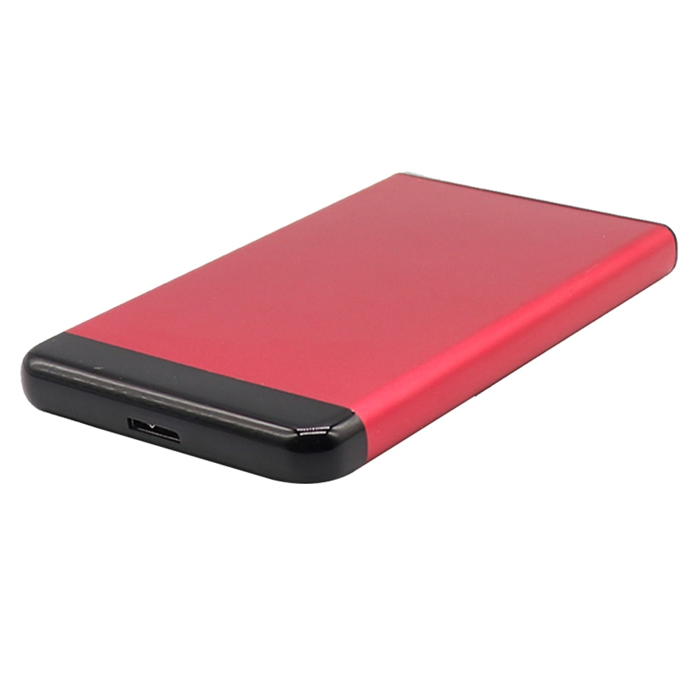 2.5 SATA USB 3.0 Portable External Hard Drive HDD Solid State Drive Enclosure Hard Disk for Laptop with Cache High Speed