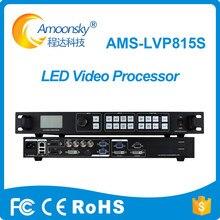 Le contrôleur de mur vidéo dapprovisionnement dusine LVP815S augmentent le système de contrôle de novastar linsn de soutien de SDI pour la écran LED dévénement polychrome