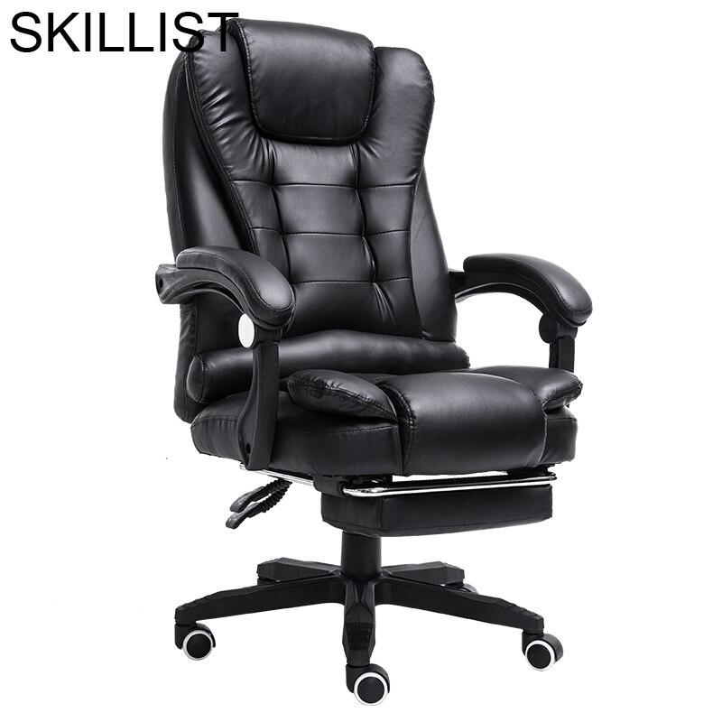 Boss T-Silla De Oficina para Gaming, sillón Taburete De cuero, Poltrona, Silla...