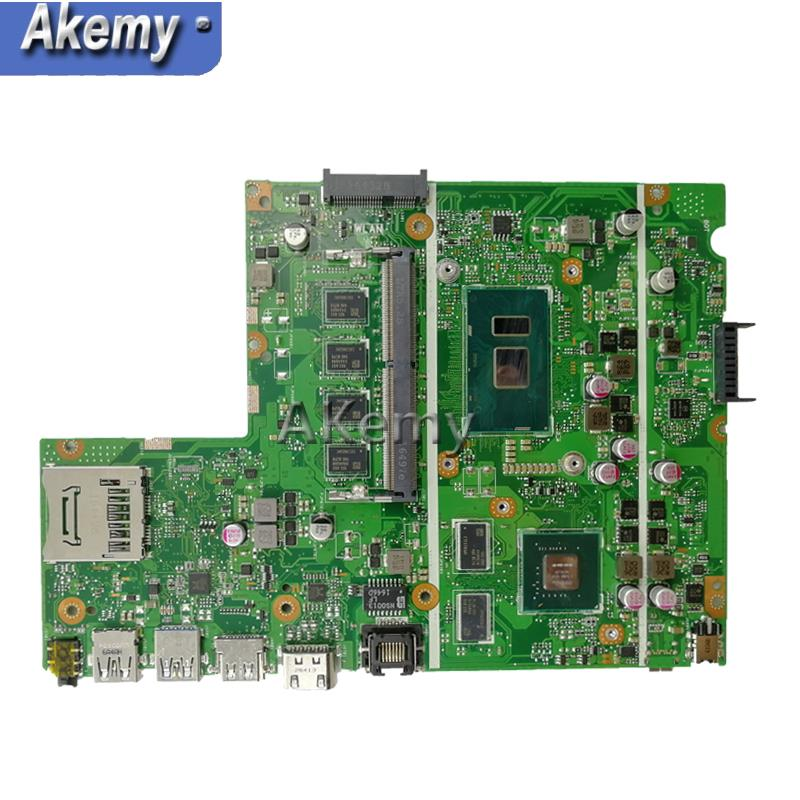 Akemy X541UJ MB._8G/I3-6006U/AS GT920M/2GB Motherboard for asus Laptop X541U X541UJ X541UVK A541U Motherboard 100% Tested Ok