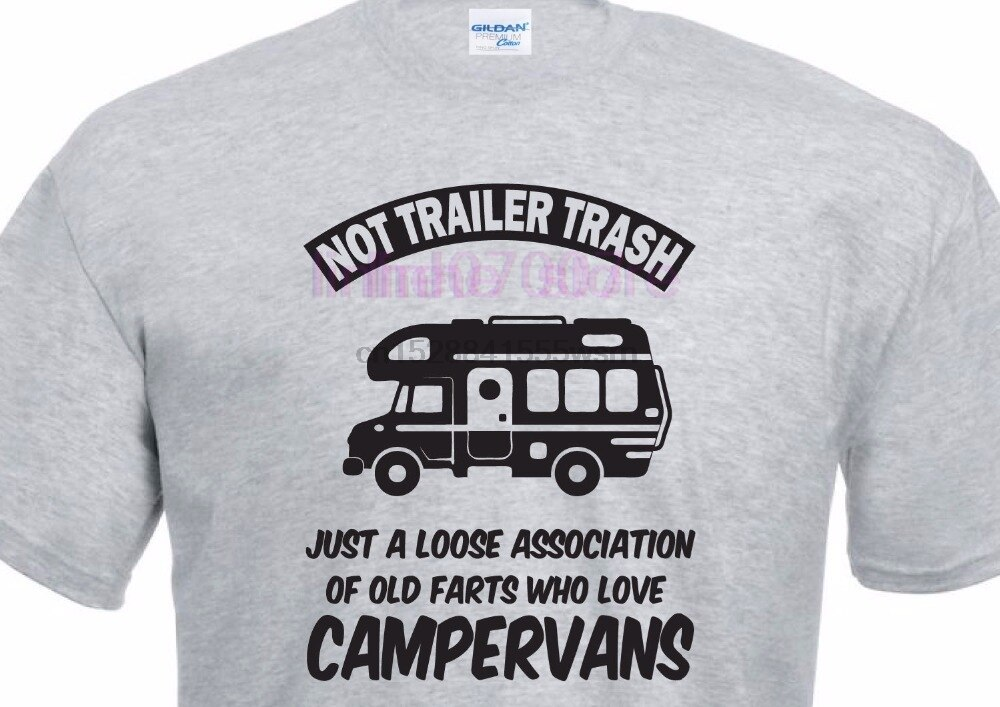 Camiseta de poliéster 2019 nuevo hombre Camiseta fabricante de autocaravana Bessacarr Hymer verano cuello redondo Camiseta