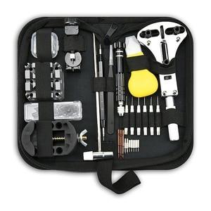 153Pcs Watch Repair Kit Professional Spring Bar Tool Set,Watch Battery Replacement Tool Kit,Watch Band Link Pin Tool Set