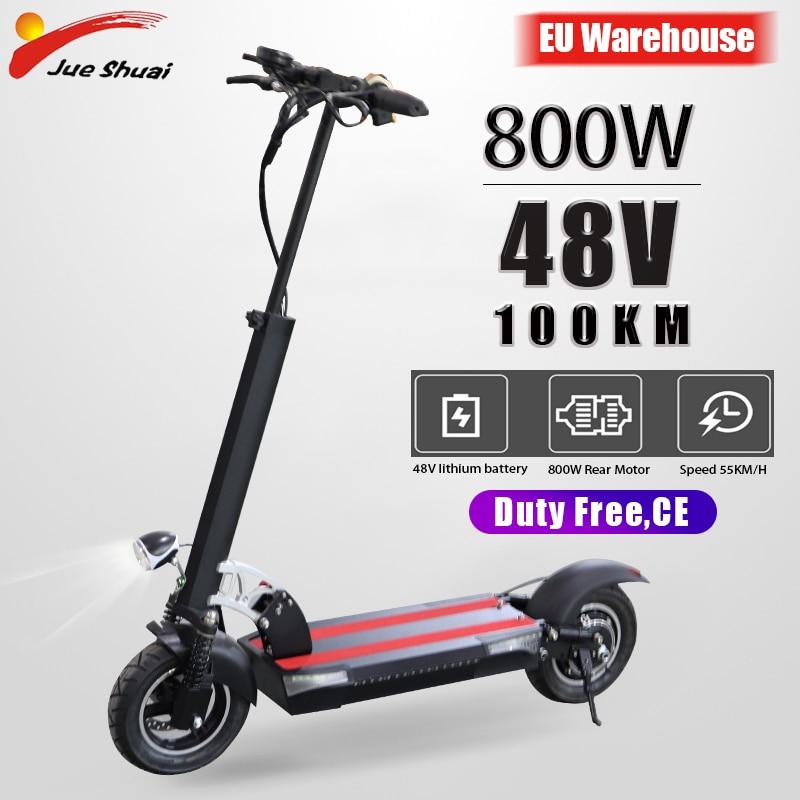 Patinete eléctrico plegable de más de 100KM para adultos, patineta larga de...
