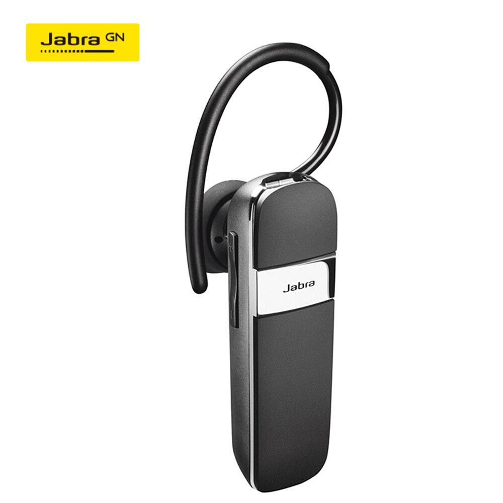 Jabra Talk 15 ушные крючки Беспроводная бизнес гарнитура Bluetooth наушники HD голосовое Многоточечное соединение с микрофоном наушники