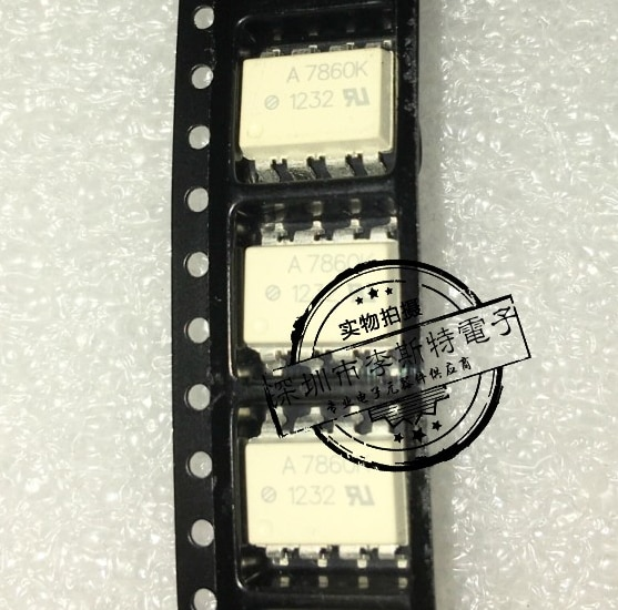 10 Uds A7860K HCPL-7860K SOP-8