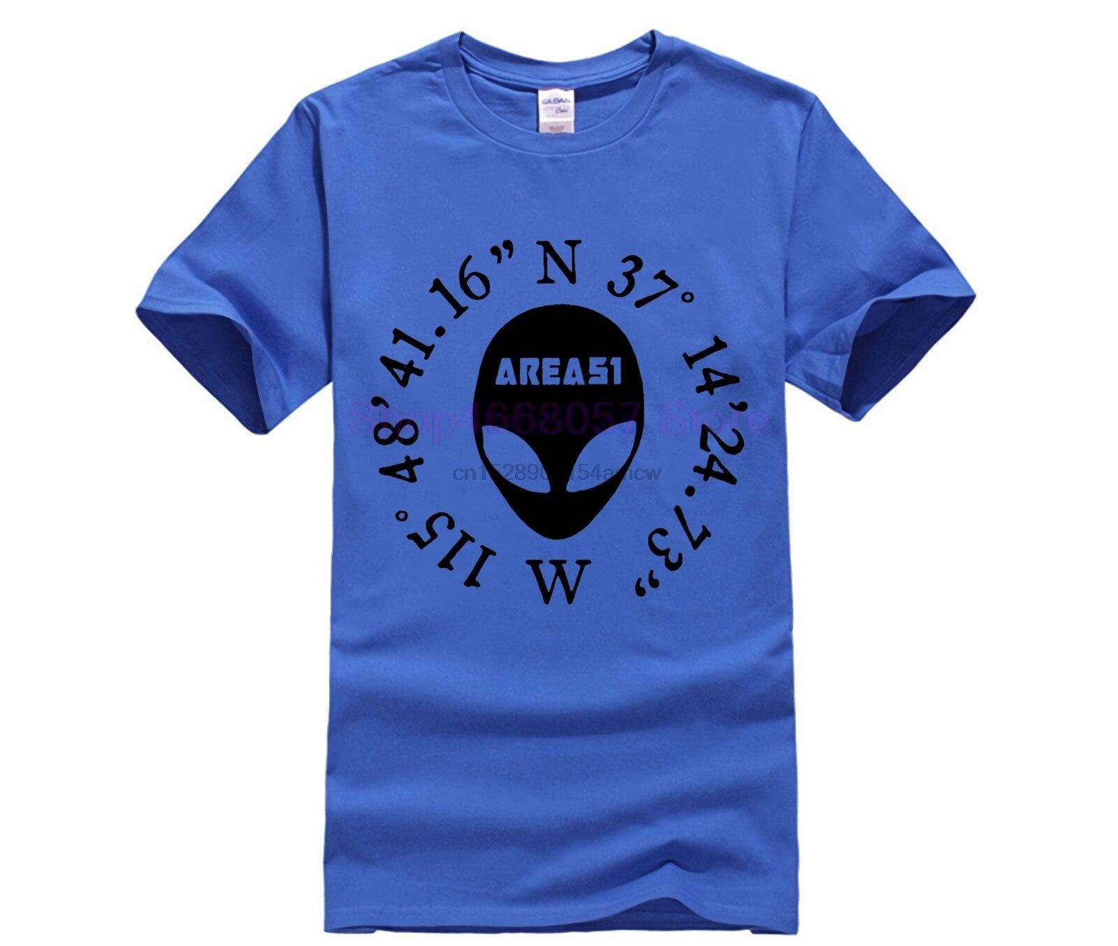 Área 51 camisetas Aliens cabeza Tee coordinadas sombrero Ufo Hunter Crop Circles X archivos Roswell Shirtmandude hombres mujeres niños