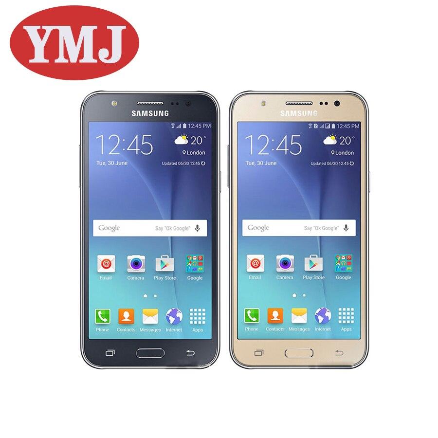 Samsung Galaxy J5 desbloqueado SM-J500F solo SIM teléfono móvil 1,5 GB RAM...