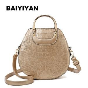 2020 New Women Tote Bag Fashion PU Leather Handbags Bolsas Top-Handle Handbags Ladies Shoulder Messenger Bag