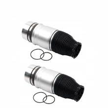 2PC Rear L + R Shock Absorber 7L8616019 For Audi Q7 Porsche Cayenne & VW Touareg Spring Balloon air bag suspension