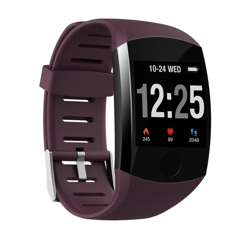FROMPRO Q11 Fitness Smart Armband Blutdruck Herz Rate Monitor Bunte Touch Screen Smart Band Armband Schritt Zähler