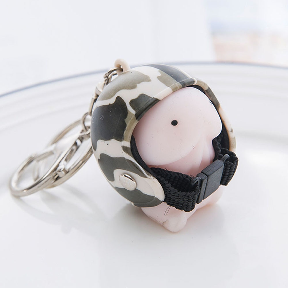 Llaveros, accesorios para bolso, llavero para casco de motocicleta, colgante para bolso, llaveros Soporte para Llavero para mujer, herramienta de decoración de regalo