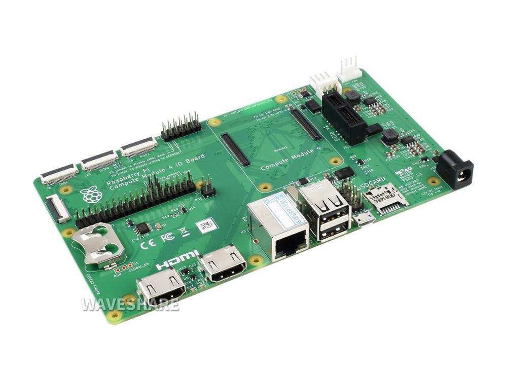 التوت بي وحدة الحساب 4 IO المجلس ، BCM2711 ، منصة تطوير ل CM4