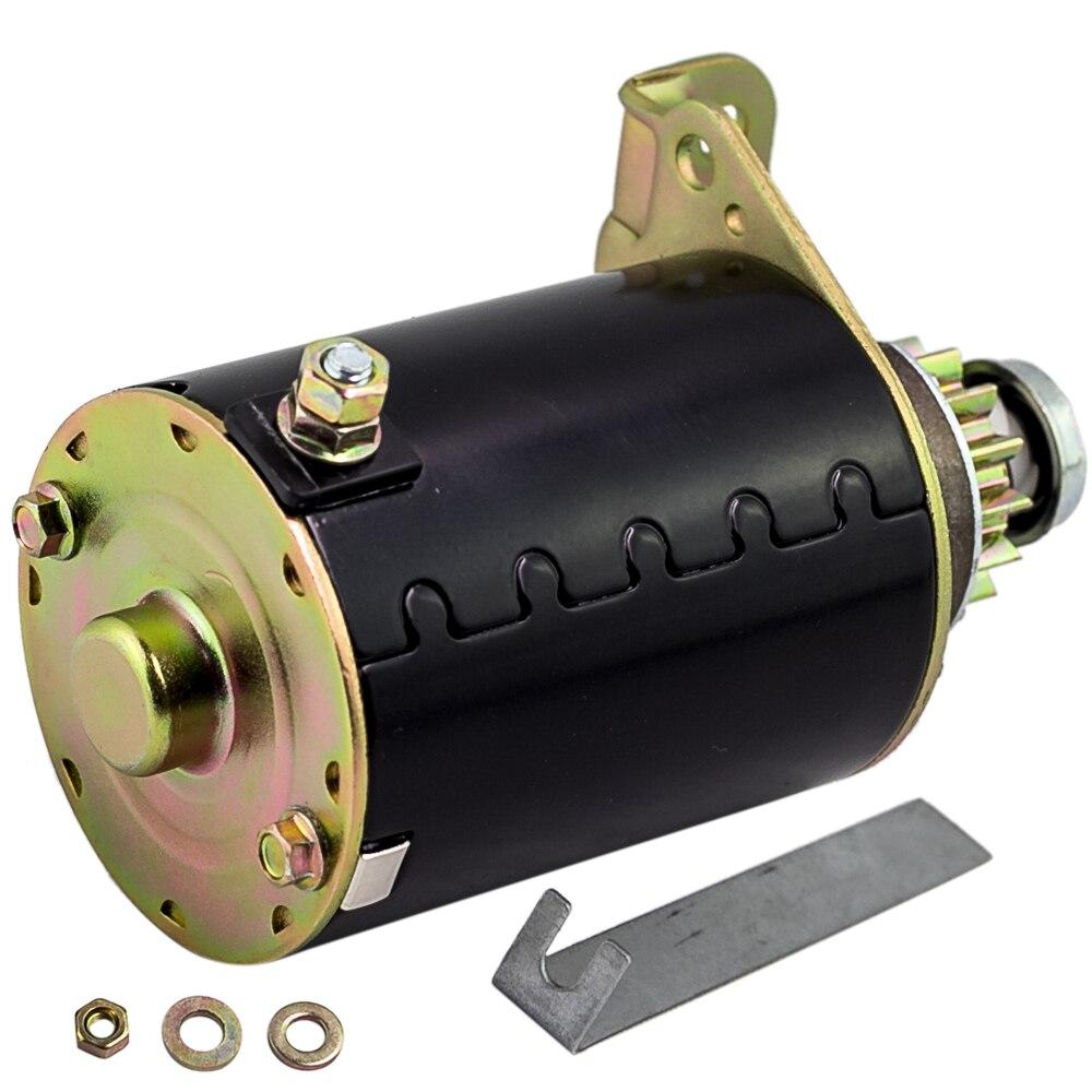 Motor de arranque para Motor Briggs and Stratton de 7 a 18 hp para cortacésped
