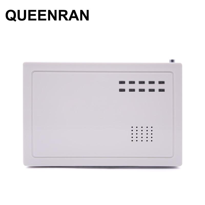 PB-205R repetidor de señal de 433mhz extensor/strenthener para ST-VGT, ST-IIIB sistemas de alarma antirrobo, envío gratis