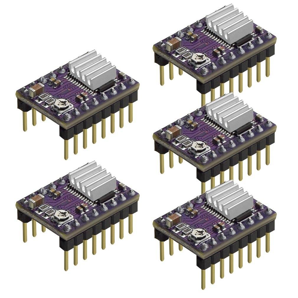 reprap 4 layer pcb module 5pcs 3d printer stepstick drv8825 stepper motor driver for 3d printer replacement acehe Reprap 4 Layer PCB Module 5pcs 3D Printer Stepstick DRV8825 Stepper Motor Driver for 3D Printer Replacement ACEHE