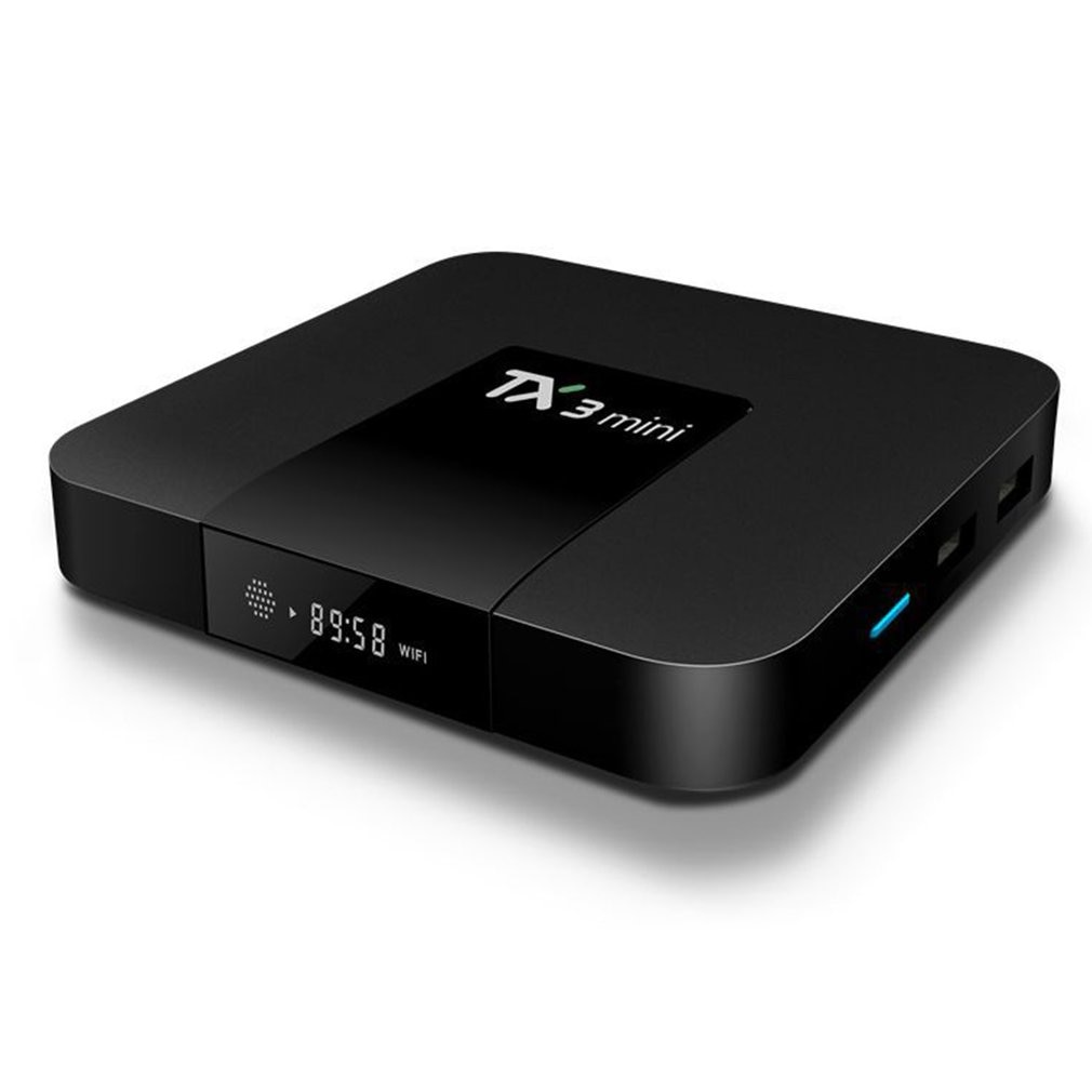 TX3 صندوق تليفزيون صغير ذكي 5G واي فاي الذكية رباعية النواة شبكة لاسلكية مجموعة صندوق علوي مزدوج التردد التلفزيون الرقمي مجموعة صندوق