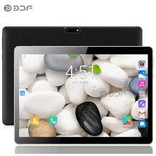 10 pulgadas Tablet Pc Quad Core Android 7,0 Google mercado LCD IPS 3G llamada de teléfono Dual SIM tarjetas CE marca Tab WiFi Bluetooth