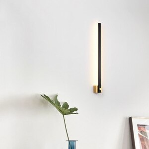 Nordic Postmodern Wall Lamp Bedroom Livingroom Decoreation Wall Sconce Designer Bracket Light High Quality Lighting Fixture