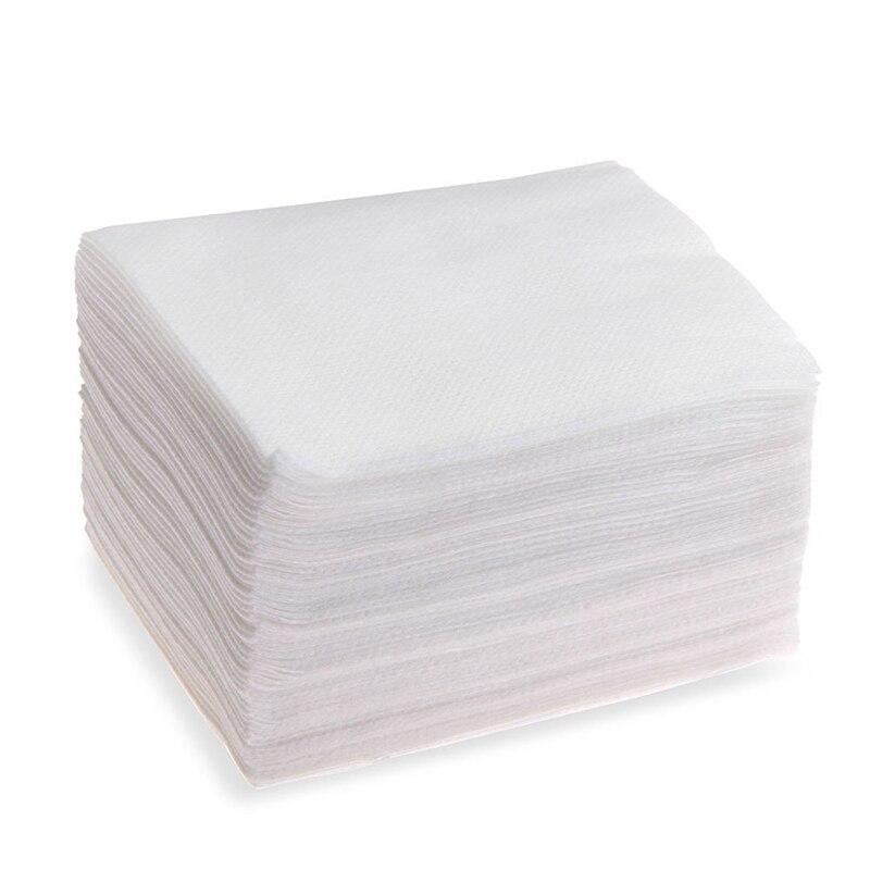 50 Uds. De toallitas desechables de papel para tatuajes, suministros de arte corporal