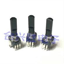 Potentiomètre de volume Audio RK09 type simple   C50K / C503 avec point central et demi-arbre de 23MM