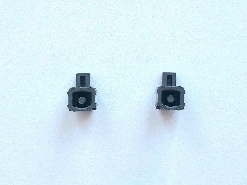 5 pares de hebilla deslizante izquierda derecha soporte de bloqueo de plástico para interruptor Nintend joy-con piezas de herramienta de reparación controlador NS JoyCon