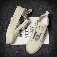 Men's Causal Shoes 2020 New Summer Men Canvas Shoes Breathable Classic Flat Male Brand Footwear Fash
