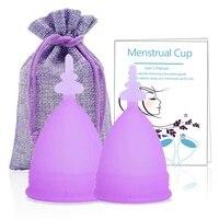 feminine hygiene menstrual cup medical silicone copa menstrual de silicona medica reusable lady women period cups coletor