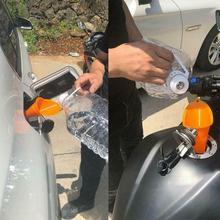 Transmission avant de la moto, Carter de remplissage dhuile, entonnoir résistant à lusure, accessoires de véhicule