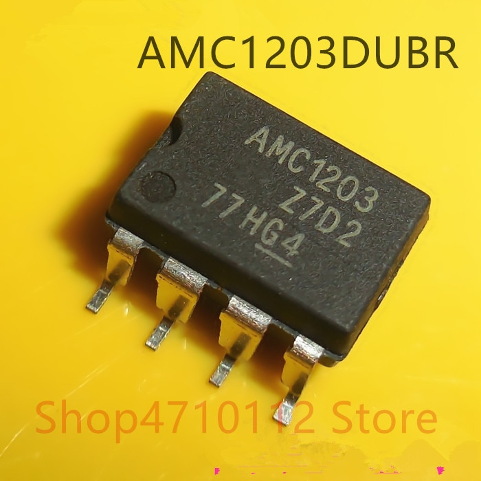 Free shipping NEW 10PCS/LOT AMC1203DUBR  AMC1203 SOP-8