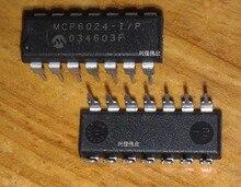MCP6024-I/P 2.5V DIP14