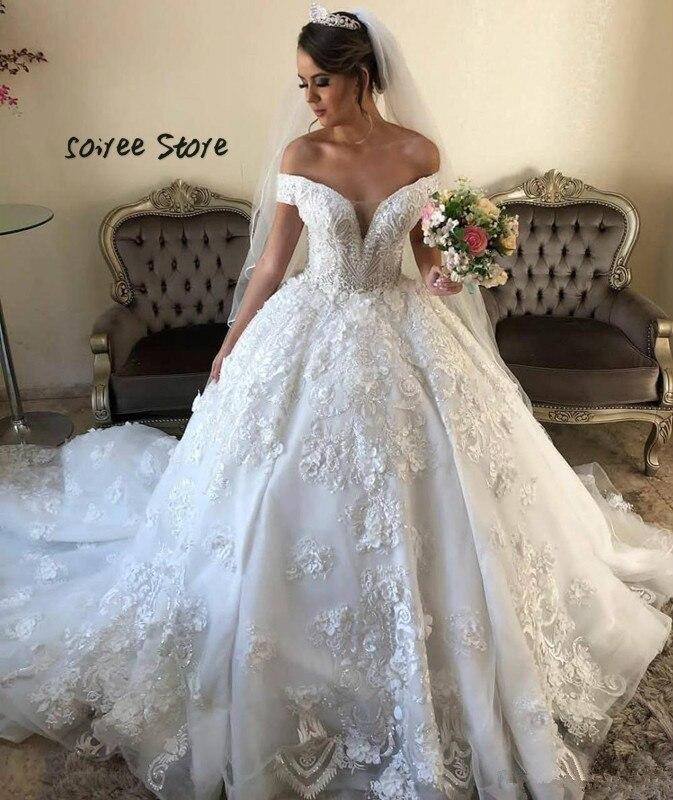 Glamor-فستان زفاف من الدانتيل ، أكتاف عارية ، أكتاف عارية ، زي زفاف كبير الحجم ، زينة ، 2018 ، بلد ، حديقة ، يوناني