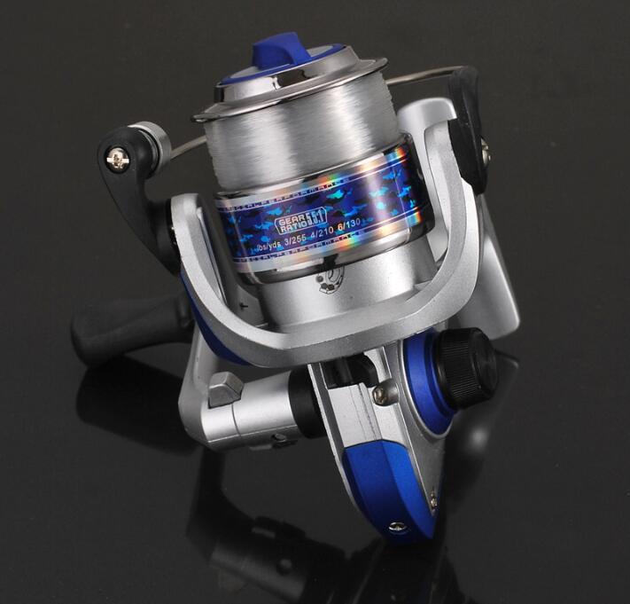 Spinning Wheel Strong Metal Bearings Drum Fishing Reel Fishing Tool for Boat Ocean Fishing enlarge