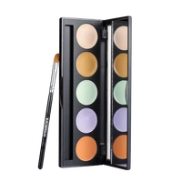 rb professional concealer palette eye dark concealer facial face foundation cream makeup cosmetic beauty set with brush