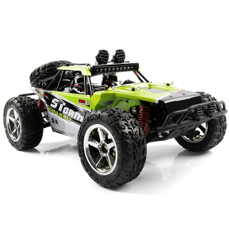 Toy Trendy Cool 1:12 Series 2.4G Remote Control Racing Model Off Road Truck Rc Car