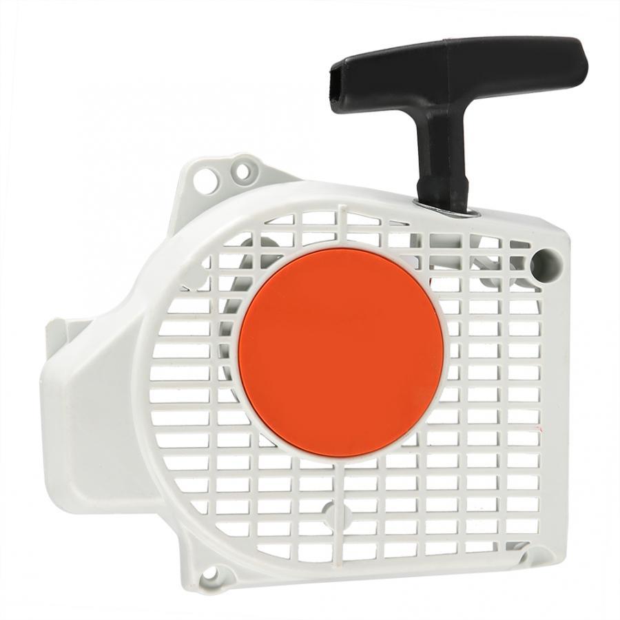 Rewind pull start starter apto para stihl ms200t 020t ms200 motosserra puxar starter cortador de escova strimmer universal pullstart