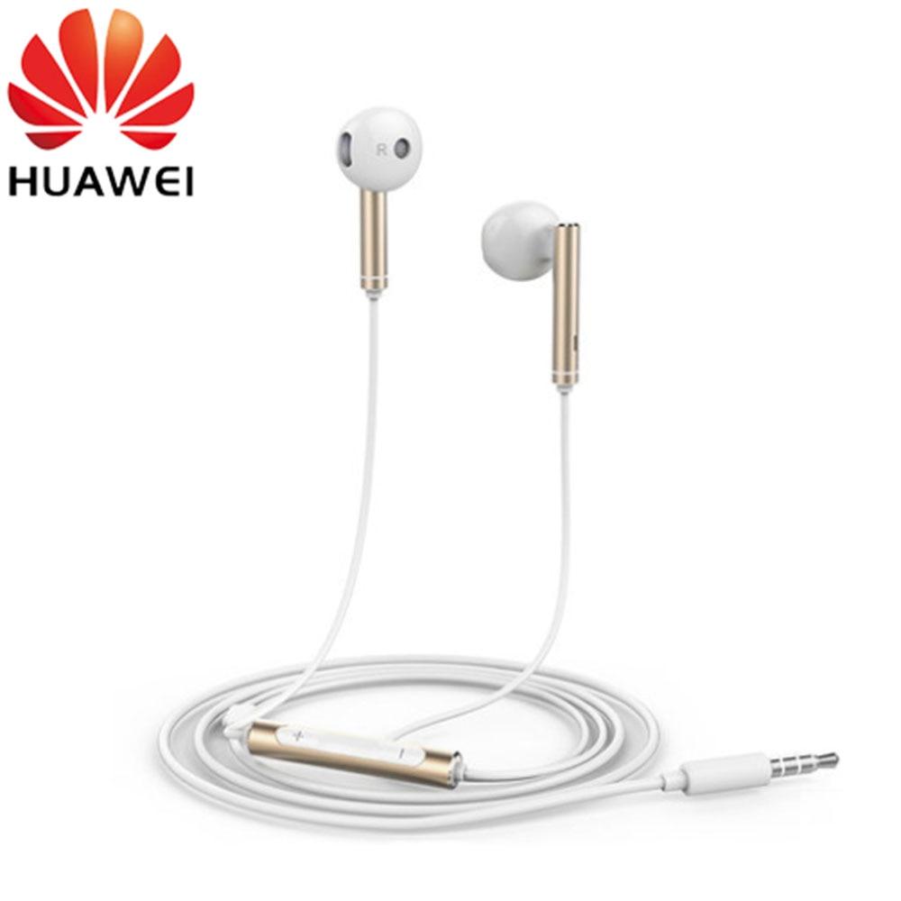 Original Huawei AM116 Earphone HUAWEI P7 P8 P9 Lite P10 Plus honor 5X for Microphone / Volume Control Speaker Metal headset