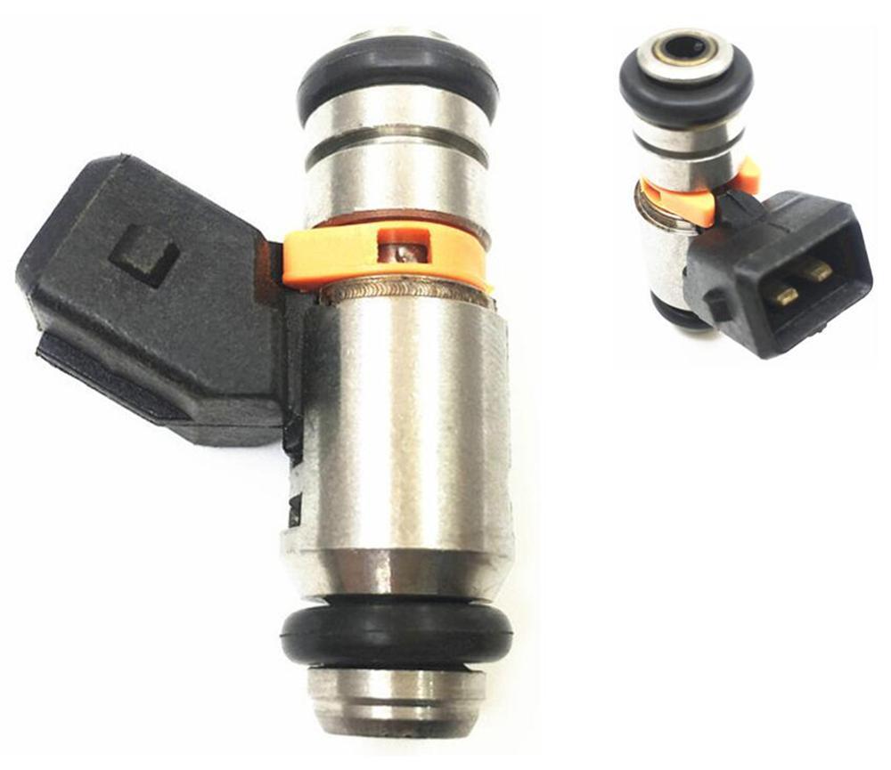 4 Uds Auto inyectores de combustible IWP127 boquillas de inyección de aceite 166cc/min flujo para Ford Ecosport 1,6 1,0 8V Focus mk1.5-motor 1,6 8V