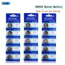 Vente en gros 50 pièces de haute qualité Original Pilas Cr2032 cr 2032 3v bouton montre batterie pour бааеееееео, calculatrice