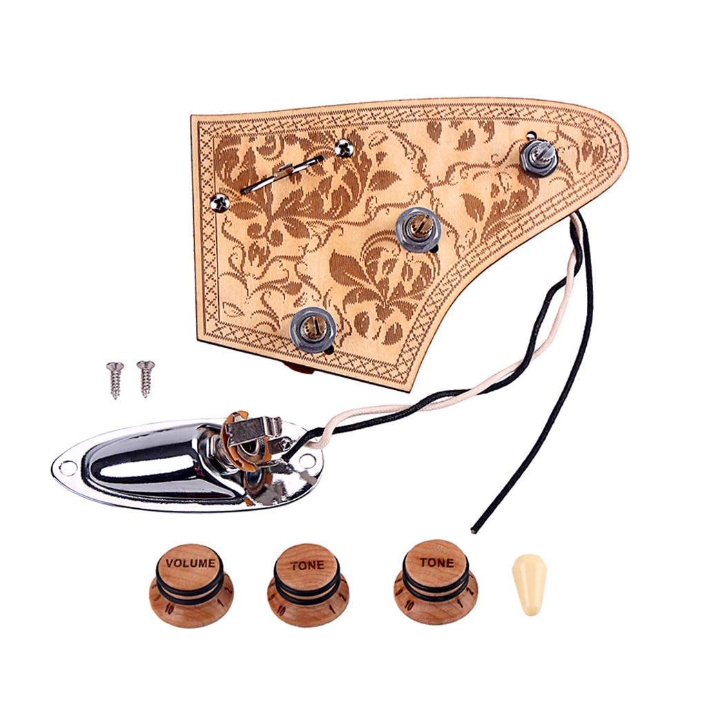 Circuito de guitarra eléctrica ST SQ, conjunto de línea de interruptor de cinco rangos de alta calidad