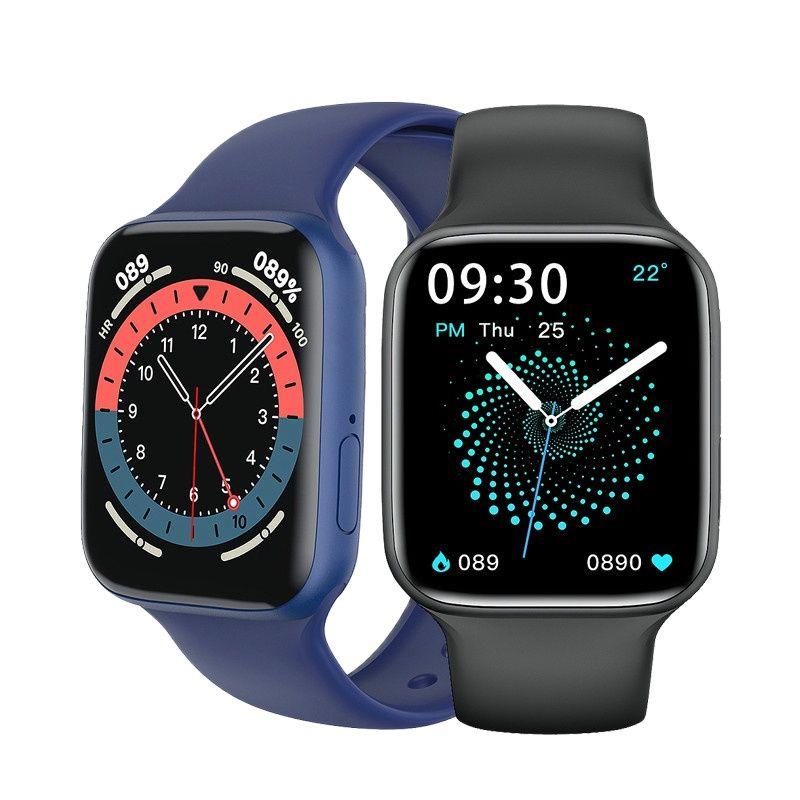 Promo 5pcs IWO 13 Pro HW22 Smart Watch 1.75 inch Custom Dial Bluetooth Call Heart Rate Monitor Smartwatch PK HW12 HW16 W46 W26 FK88