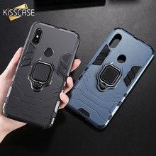 KISSCASE Rüstung Telefon Fall Für Xiaomi Redmi 6 6pro Hinweis 4X 5 6pro 7 8 pro Fall Für Xiaomi Mi 8 9T A1 A2 Max 3 Pocophone F1 Fundas