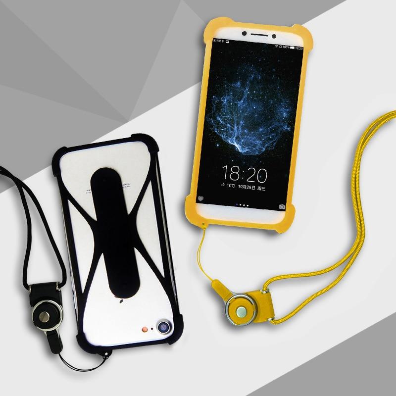 Para BlackBerry Evolve X funda Universal soporte elástico para teléfono para BlackBerry funda de silicona Key2 Z10
