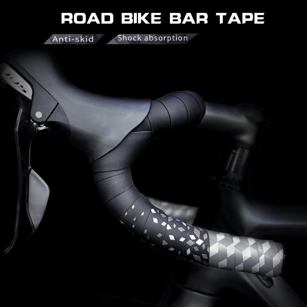 EasyDo Road Bike Handlebar Tape Bicycle Bar Tape Professional Cycling Accessories