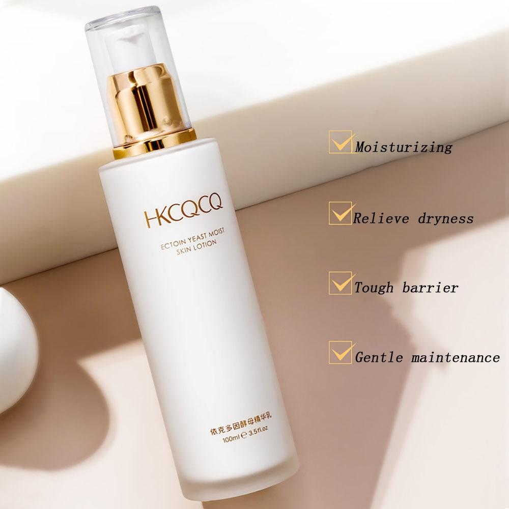 Ecdoin Yeast Repair Facial Makeup Lotion Moisturizing Shrink Pores Essence Whitening Facial Toner Oi