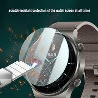 Закаленное стекло для смарт-часов Huawei Watch GT 2 Pro 9H, 2 шт.