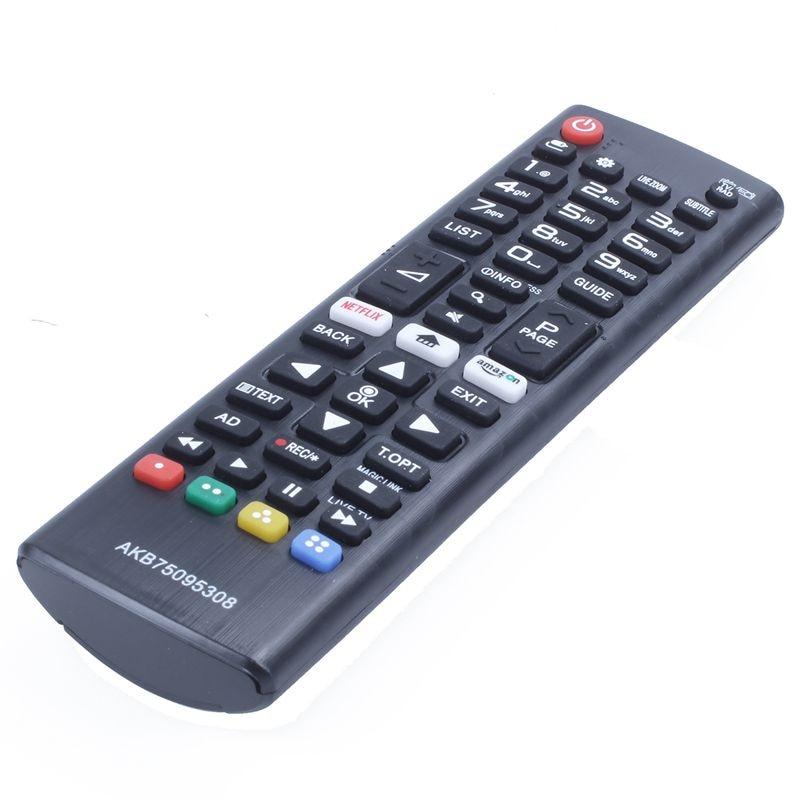 HOT TV/PC Control remoto para LG Smart TV LED AKB75095308 55UJ630V 65UJ630V 43UJ630V