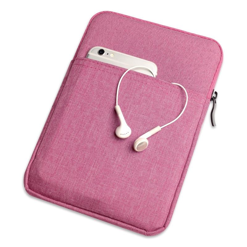 "Handbag Sleeve Case for IPad Mini 5 1 2 3 7.9"" Shcokproof Zipper Pouch Bag for IPad Mini 2019 2015 A1538 A1550 Tablet Case Funda"