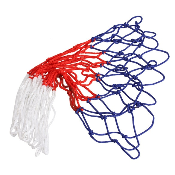 Nylon Thread Basketball Rim Mesh Net Standard Sports  12 Loops Outdoor Supplies