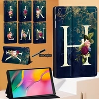 for samsung galaxy tab a 8 9 7 10 1 10 5tab a a6 10 1s5e 10 5s6 lite 10 4tab a7 10 4 letter series tablet cover case